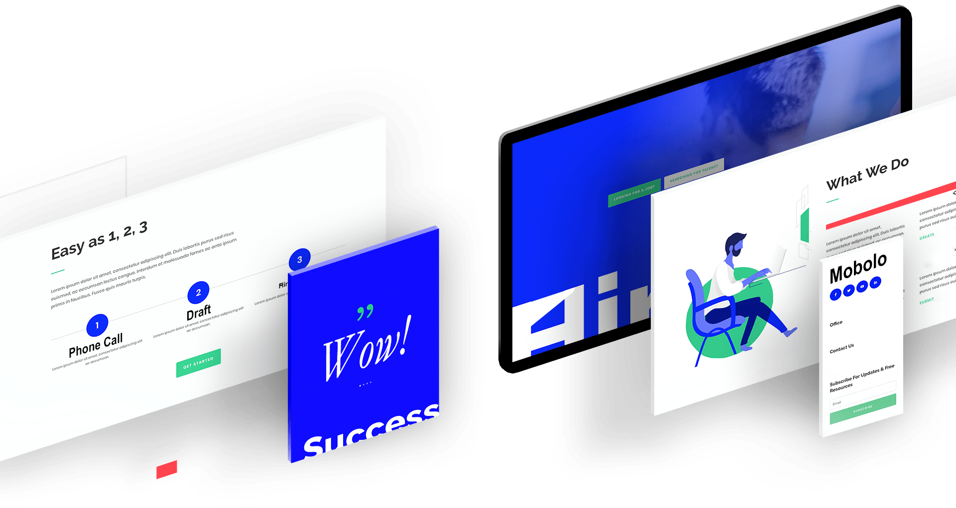 Small Business Web Design Mobolo
